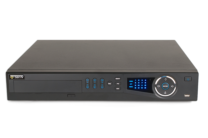 HD Digital Analog DVR